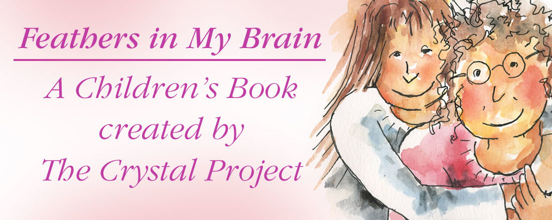 The Crsytal Project Childers Book - Feathers in My Brain